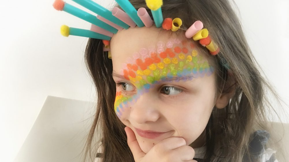Kinderschminken Tipps Und Ideen Juhubelbox De